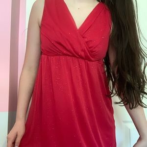 🛍 3/30$ Stunning red dress for any fancy occasion